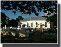 Arorangi Cook Islands Christian Church