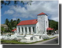 Avarua Cook Islands Christian Church